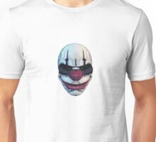 Payday 2 Chains Mask Unisex T-Shirt