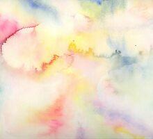 Abstract watercolor  by Especia