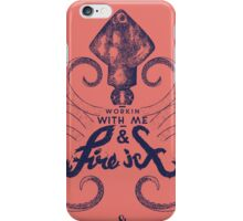 Fire & Ice iPhone Case/Skin