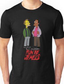Run The Jewels Lenny and Carl Parody Unisex T-Shirt
