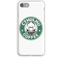 Cthulhu Coffee  iPhone Case/Skin