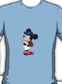 The Red Sox & Mickey T-Shirt