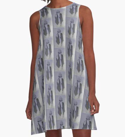 Sans titre A-Line Dress