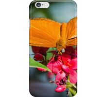 Orange Wings iPhone Case/Skin