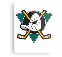 Mighty Ducks Anaheim Metal Print