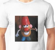 Mr. Potato Spud by: rev. toth wilder Unisex T-Shirt