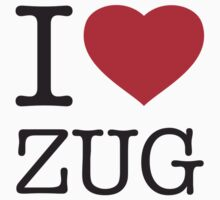 I ♥ ZUG by eyesblau