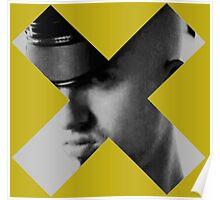 Bad Boy X - mono Poster