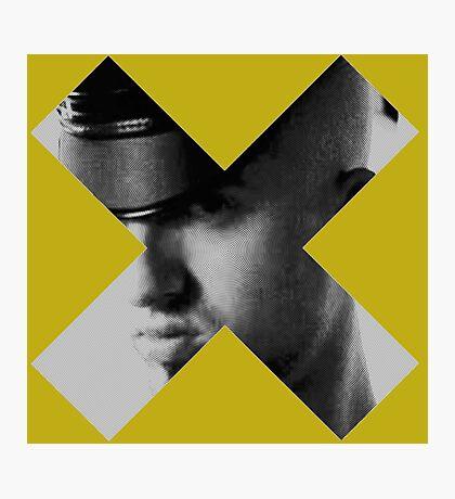 Bad Boy X - mono Photographic Print
