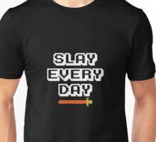Slay Every Day Retro Style Unisex T-Shirt