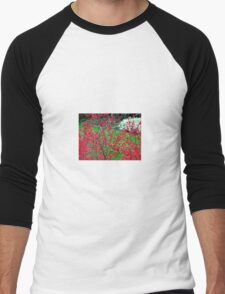 Winterberries Men's Baseball ¾ T-Shirt