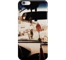 Buddha On Board - Chinese Taxi iPhone Case/Skin