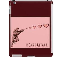 Master Chief Heart Attack iPad Case/Skin