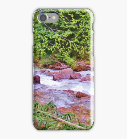 MIGHTY RUSHING COLORADO RIVER iPhone Case/Skin