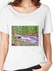MIGHTY RUSHING COLORADO RIVER Women's Relaxed Fit T-Shirt