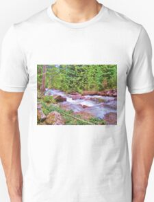 MIGHTY RUSHING COLORADO RIVER Unisex T-Shirt