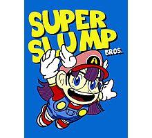 Super Slump Bros Photographic Print