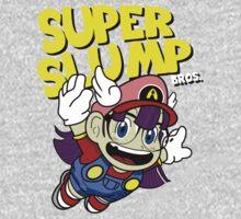 Super Slump Bros One Piece - Long Sleeve