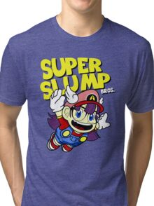 Super Slump Bros Tri-blend T-Shirt