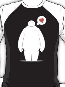 Baymax is Bae. T-Shirt