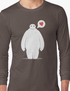 Baymax is Bae. Long Sleeve T-Shirt