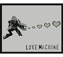 Sangheili Officer Love Machine Photographic Print