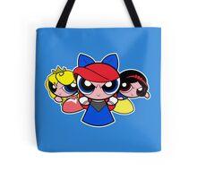 Princess Puff Girls 2 Tote Bag