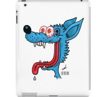 greedy wolf iPad Case/Skin