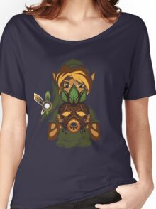 Faces of the Hero - Deku Women's Relaxed Fit T-Shirt
