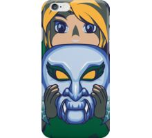 Faces of the Hero - Zora iPhone Case/Skin