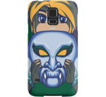 Faces of the Hero - Zora Samsung Galaxy Case/Skin