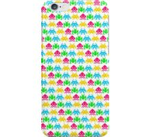 Space Invaders (Light) iPhone Case/Skin