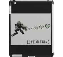 Sangheili Officer Love Machine iPad Case/Skin