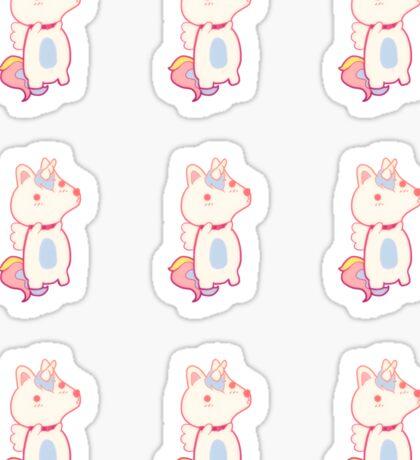 Perricornio Sticker