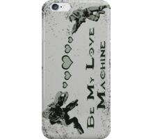 Be My Love Machine - Halo iPhone Case/Skin