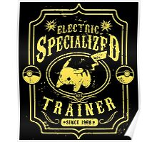 Electric Specialized Trainer II Poster