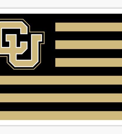 CU Flag Sticker
