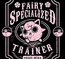 Fairy Specialized Trainer by tiranocyrus