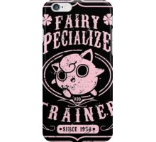 Fairy Specialized Trainer iPhone Case/Skin