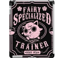 Fairy Specialized Trainer iPad Case/Skin