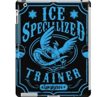 Ice Specialized Trainer iPad Case/Skin