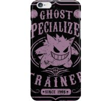 Ghost Specialized Trainer iPhone Case/Skin