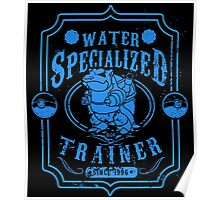 Water Specialized Trainer Poster