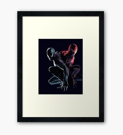 Spider-Man 3 Poster Framed Print