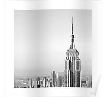 NEW YORK // EMPIRE STATE Poster