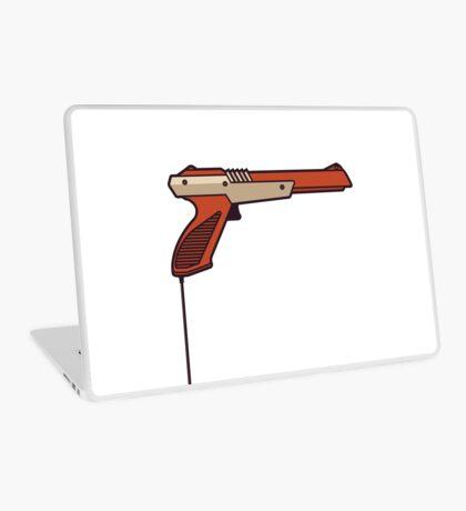 Retro Video Game Gun Laptop Skin