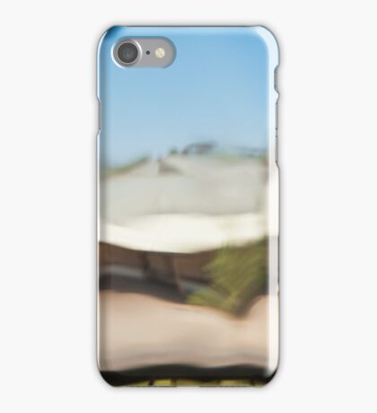 Through a Glass ... Wiggly iPhone Case/Skin