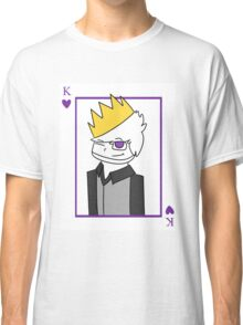 """ABDN - """"King of Hearts"""" Classic T-Shirt"""