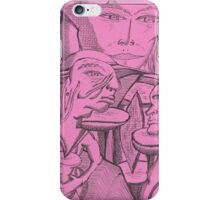 follolwing the dream iPhone Case/Skin