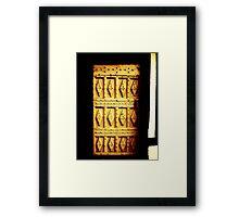 Doors of the World Series #3 Framed Print